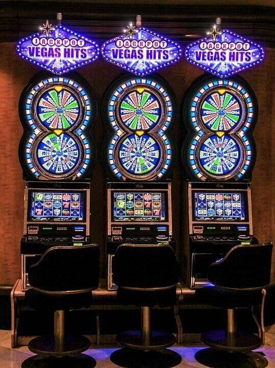 maquinas tragaperras de casino