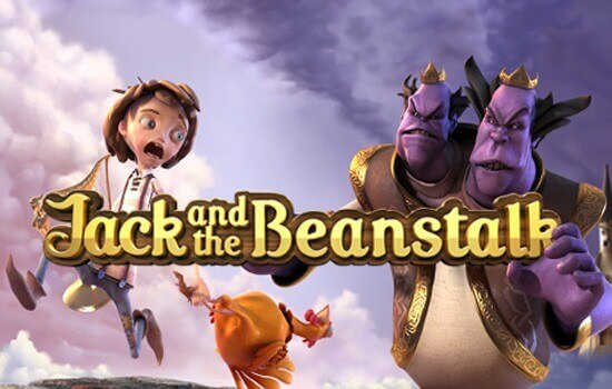 Tragaperras Jack and the Beanstalk