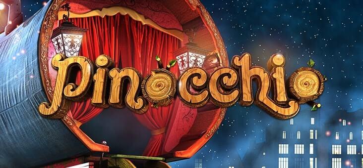 Tragaperras Pinocchio