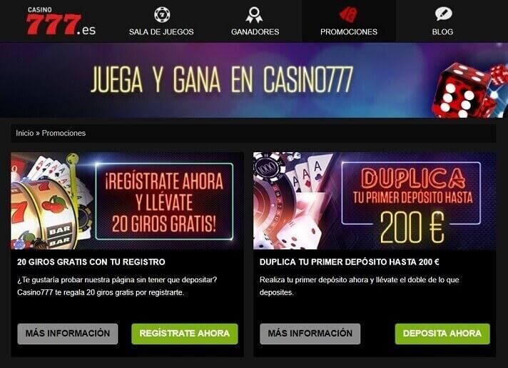 casino 777 casino en vivo