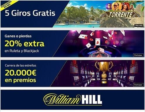 William hill promociones