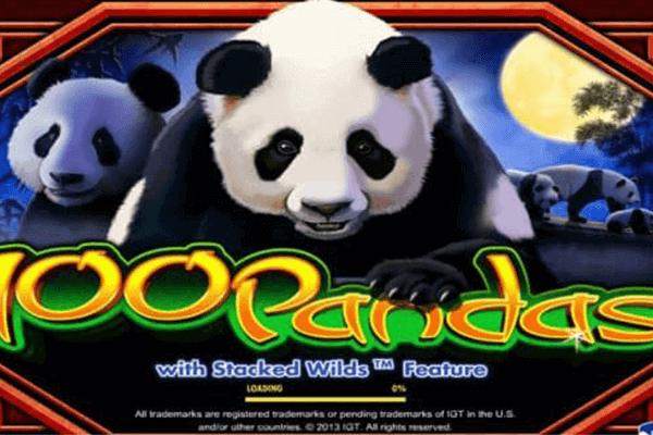 tragaperras 100 Pandas