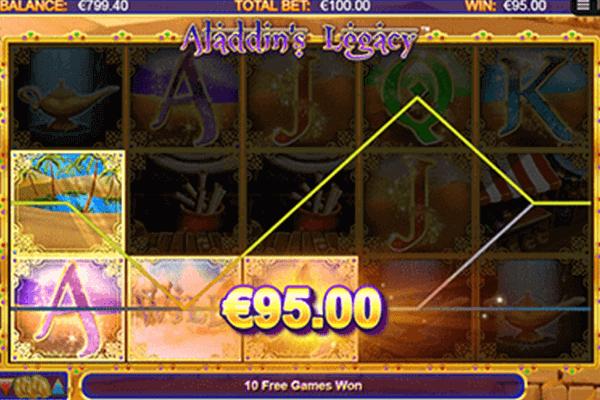 slot Aladdin's Legacy