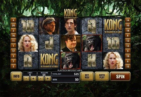 Tragaperras-King-kong