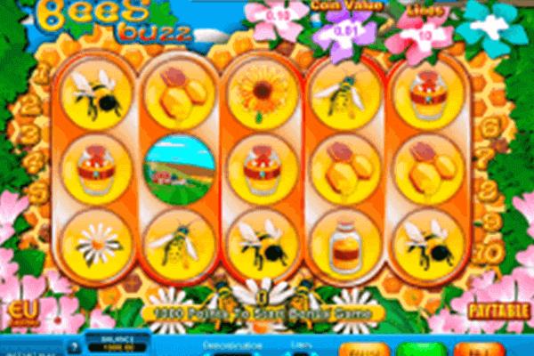 Bees Buzz tragamonedas