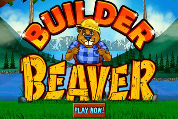 Builder Beaver tragamonedas