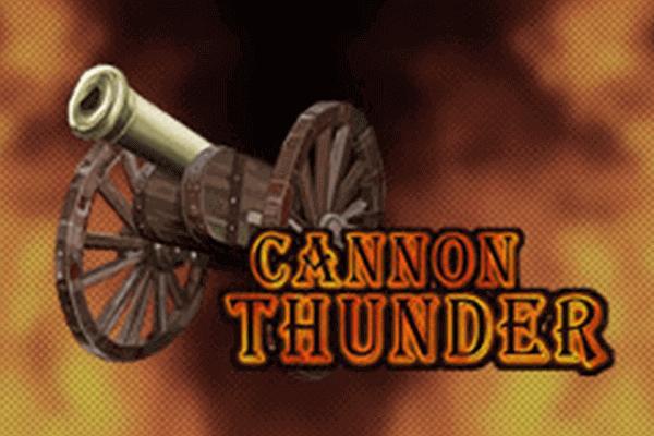 Cannon Thunder tragamonedas