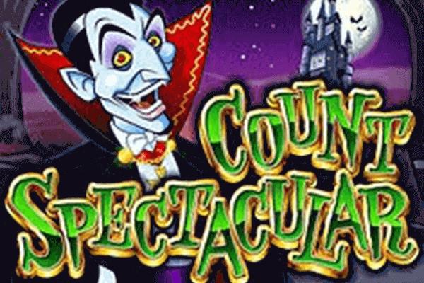 Count Spectacular tragamonedas