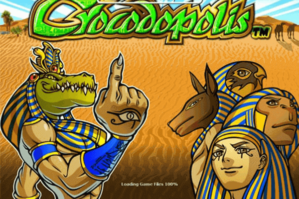 Crocodopolis tragamonedas
