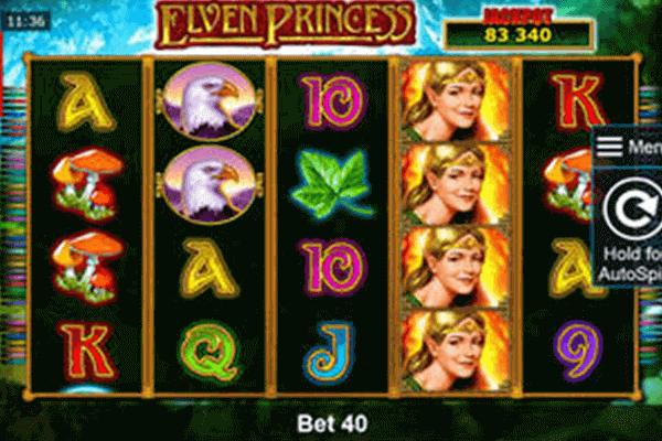 Elven Princess tragamonedas