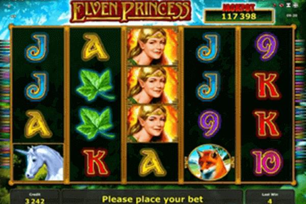 tragaperras Elven Princess