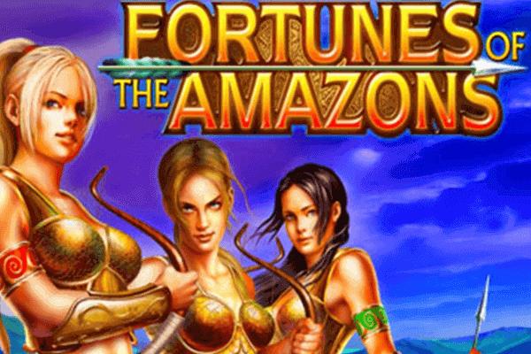 Fortune of the Amazons tragamonedas