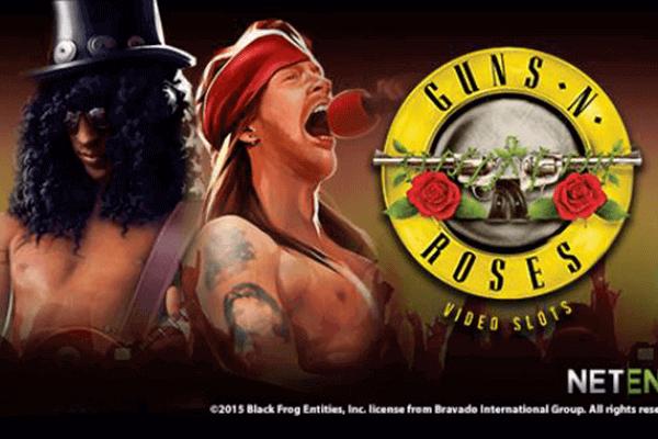 tragaperras Guns N 'Roses