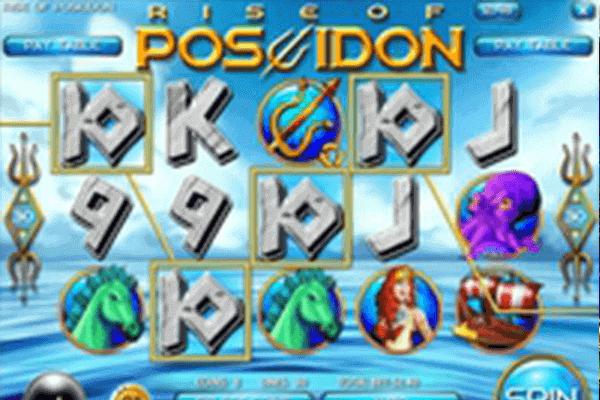 Rise of Poseidon tragamonedas
