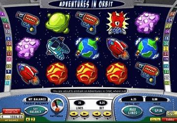 slot Adventures in Orbit