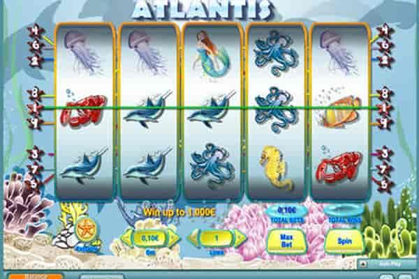 slot Atlantis