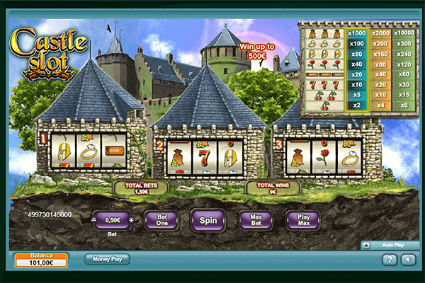 slot Castle Slot
