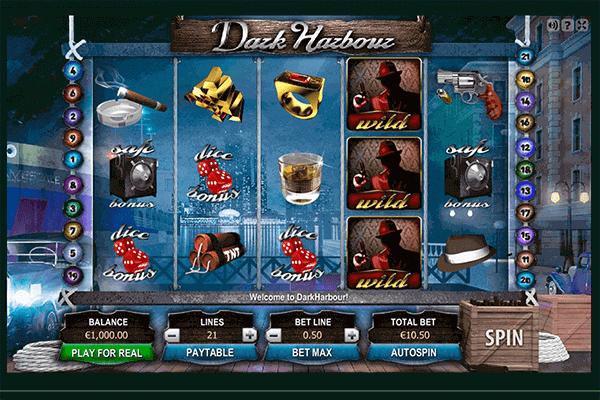 tragaperras Dark Harbor