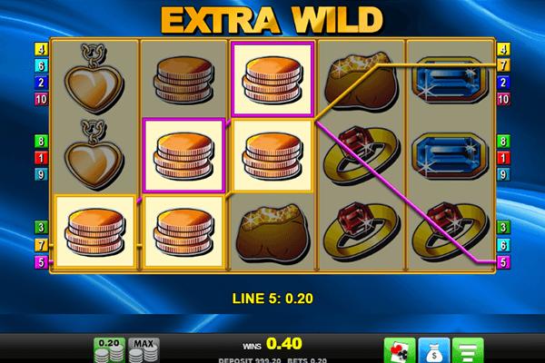 slot Extra Wild