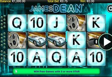 tragaperras James Dean