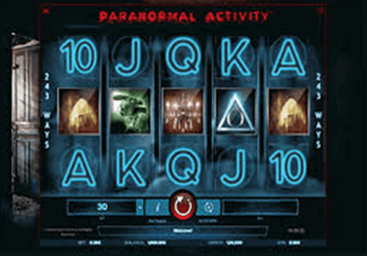 slot Paranormal Activity