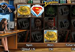 tragaperras Superman El Último Hijo De Criptón