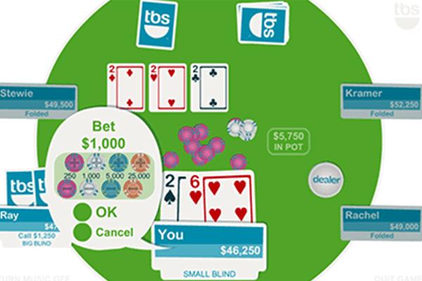 Texas Hold'Em de Evolution
