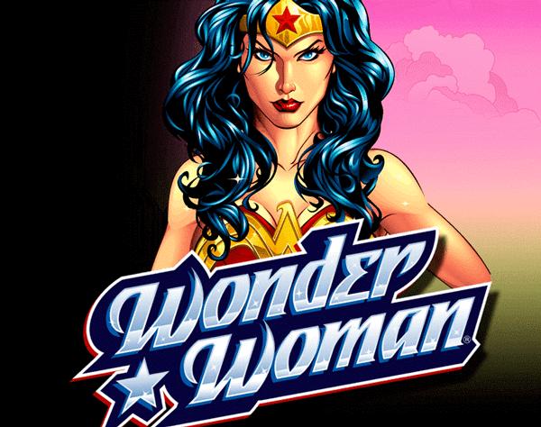 Tragaperras Wonderwoman