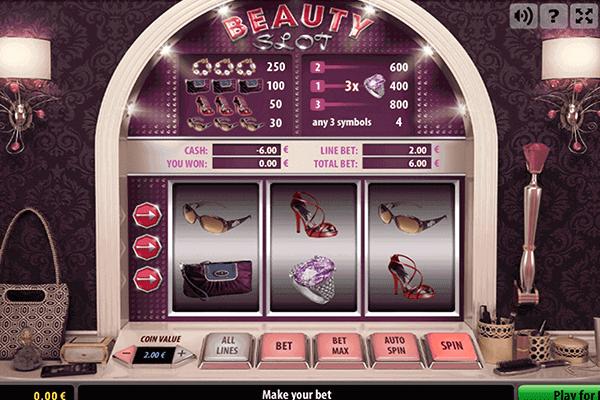 slot Beauty Room
