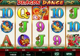 Dragon Dance tragamonedas