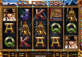tragaperras Golden Ark