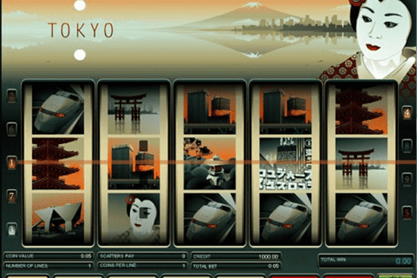 tragaperras Tokio