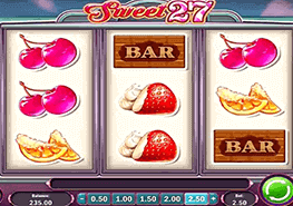 Sweet 27 tragamonedas