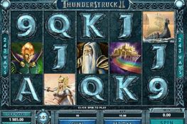 Thunderstruck 2 tragamonedas