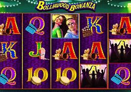 tragaperras Bollywood Bonanza