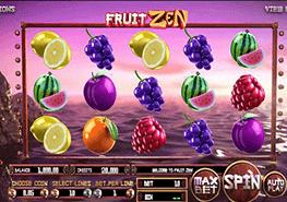 tragaperras Fruit Zen
