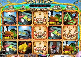 tragaperras Fun Fair Ride