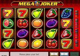 tragaperras Mega Joker