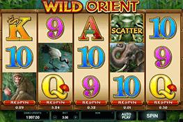 Wild Orient tragamonedas