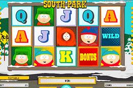 tragaperras South Park