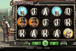 Steam Tower tragamonedas