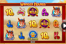 Wonder Hounds tragamonedas