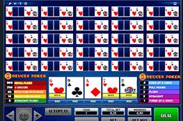 tragaperras 25x Deuces Poker