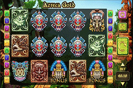 tragaperras Azteca Gold