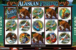 Alaska Fishing tragamonedas