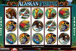 tragaperras Alaska Fishing