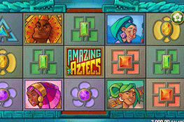 tragaperras Amazing Aztecs