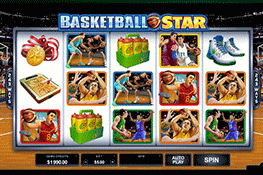 Basketball Star tragamonedas