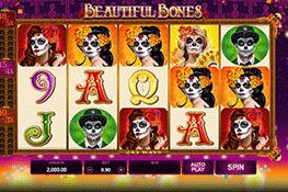 tragaperras Beautiful Bones