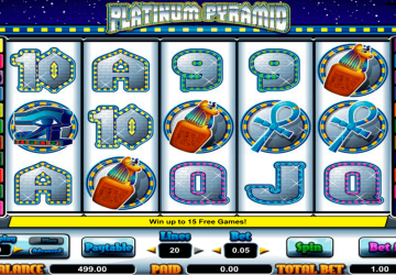 Slot Platinum Pyramid